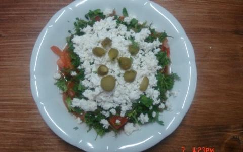 Çingen Salatası