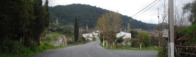 kirazli koyu Kirazlı Köy